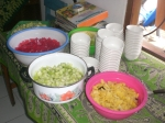 Pesiapan Makan Bersama